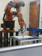 Semana fantástica!! Control Paramétrico de Robots con Grasshopper y KUKA/prc