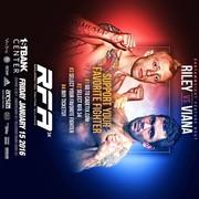Zac Riley vs. Hugo Viana @ RFA 34 1/15/2016
