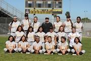 San Pedro High School Softball 2017