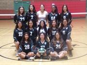 Port Of Los Angeles High School Girls Volleyball 2017