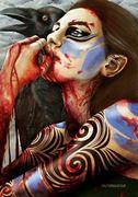 Goddess Morrigan