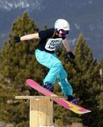 Melissa Snowboarding