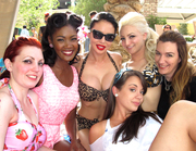 Pool party at VLV 15 2012