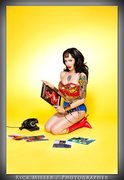 Pinup Wonder Woman