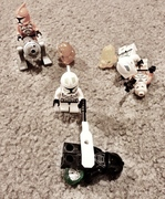 I heart star wars lego