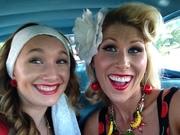 Kristal and Addie