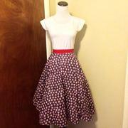Sewing Adventures: Circle Skirts