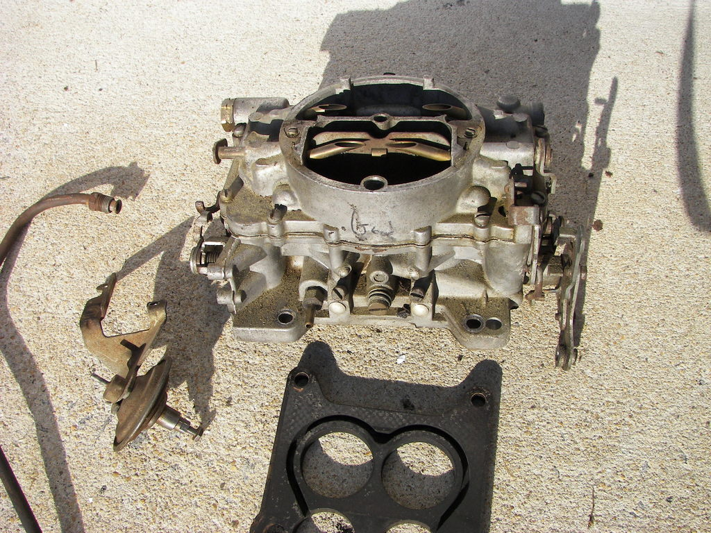 Carburetors used in 1963 & 1964 – 63/64 Cadillac Website