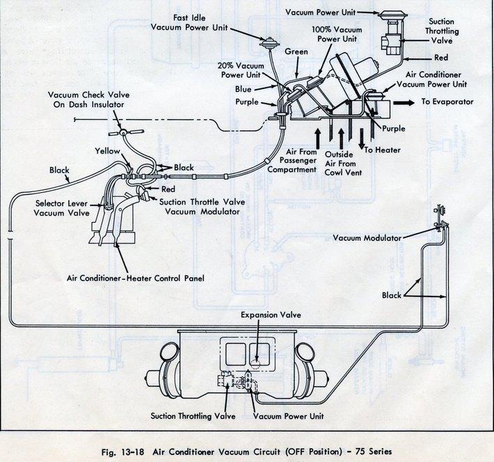 64 75series ac-heat vac diagram