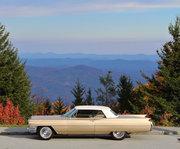 Jason's 1964 Cadillac on Blue Ridge Parkway