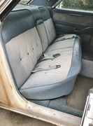 Seatbelts, Rear: Example Pictures from 1964 Sedan de Ville
