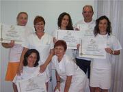 Foto del curso de Reflexologia Podal