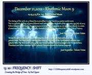 December 21, 2012:Rhythmic Moon