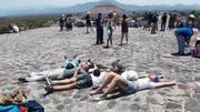 Teotihuacán - cerimonial