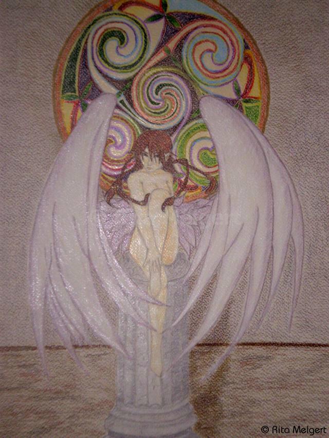 Mandala Angel