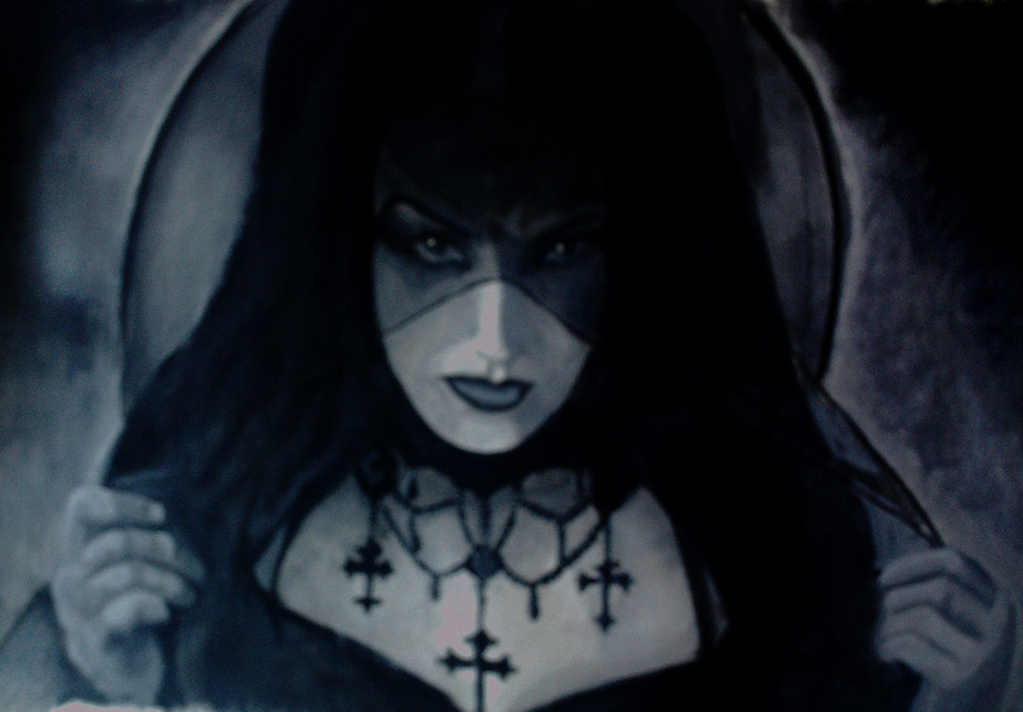 Goth girl 1