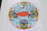 Totem Animal Mandala Challenge 2013