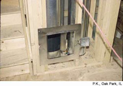 Duct Opening