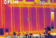 Heat Losses Through Uninsulated Areas