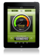iPad Energy Monitor