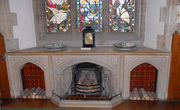 Unvented fireplace