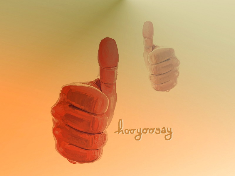 hooyoosay - Done our best