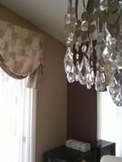 Warm windows, walls & lights