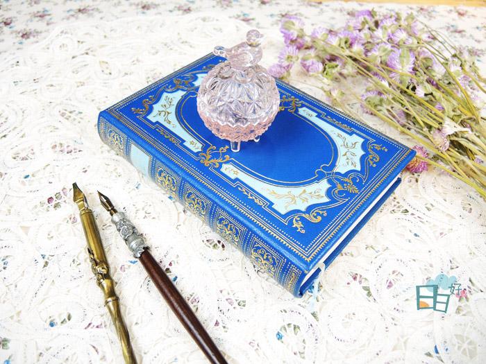 日本Deco無鉛水晶玻璃典藏款 - 一體成型小鳥墨水瓶(薔薇色)