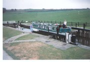Lillian 40 foot narrow boat