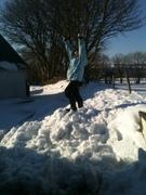 It's snow fun!!