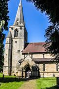 Mitford Church
