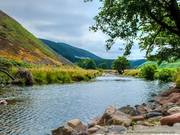 The Breamish Valley