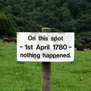 Sign near Lynmouth