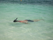 Snorkelling  Cancun Mexico 2016