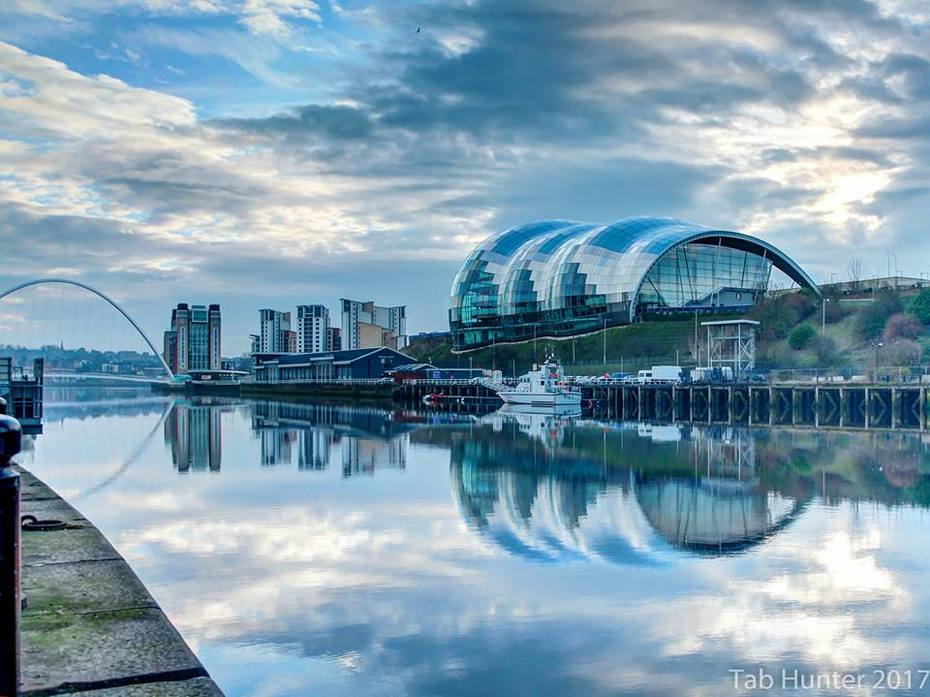 The Sage on the Tyne