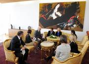 AXJ MEETING WITH THE PRESIDENT OF CROATIA