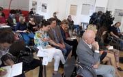 Pressekonferenz Mobbing gegen Ärzte