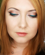 Green Liner - Makeup Tutorial