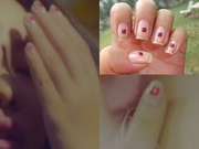 KPop BlackPink Nails