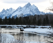 Grand Teton - the mini alps