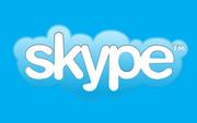 Talking in english using skype