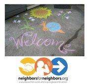 Neighbor Chalk Feedback Group