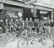 Vintage & Retro Bicycle Enthusiasts