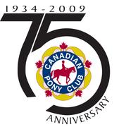 Canadian Pony Club 75th Anniversary