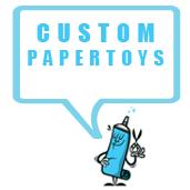 Custom Paper Toys