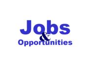 Jobs & Opportunities