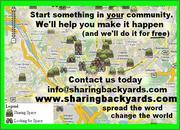Sharing Backyards