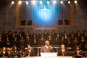 Pastor James R Adams-Abounding Life Church of God in Christ