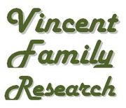 Vincent / Vinson Family Research