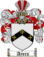 Ayres/Ayers Family Genealogy And Variants